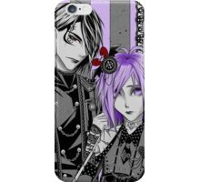 Mareritt iPhone Case/Skin