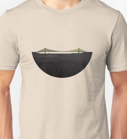 Skyless Composition 2 | Three Unisex T-Shirt