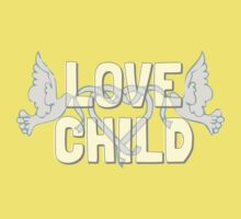 Love Child Tee Kids Clothes