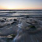 Salty Rocks by Brendan Schoon