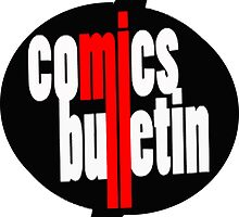 Comics Bulletin by whatdavedoes