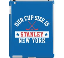 New York Cup Size iPad Case/Skin