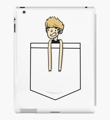 l pocket boy iPad Case/Skin