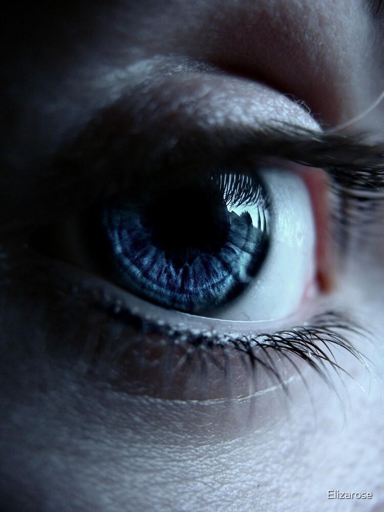 My eye by Elizarose