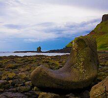 Fionn mac Cumhaill's Boot by wilsonqc