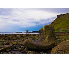 Fionn mac Cumhaill's Boot Photographic Print