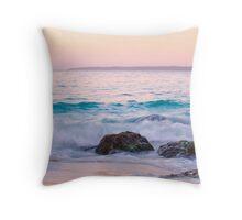 Hyams Beach  Jervis Bay Throw Pillow