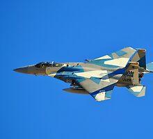 F-15 Eagle by Eleu Tabares