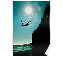 Cliffdiver Poster