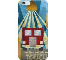 Transformers - Optimus Prime - Art Deco Style iPhone Case/Skin