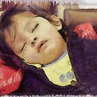 Sleeping Baby by Kenneth Hoffman