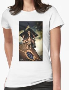 Lost To Archeology Womens Fitted T-Shirt