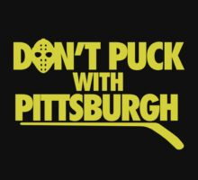 Don't Puck With Pittsburgh by jephrey88