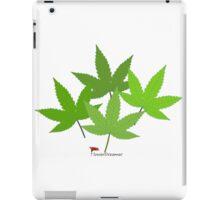 Weed! iPad Case/Skin