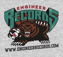 Engineer Records Grizzlies Design by Gavin Shields