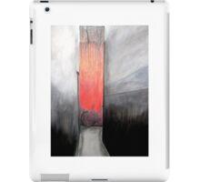 Red Wall iPad Case/Skin