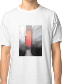 Red Wall Classic T-Shirt