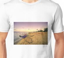 Boat and rope  Unisex T-Shirt