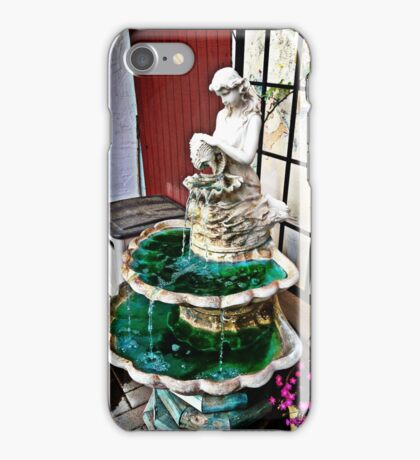 Lady of Emerald Waters iPhone Case/Skin