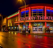 Route 66 Redux - Century Theatres, Albuquerque by Mitchell Tillison