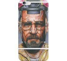 Oil Painting of Heisenberg iPhone Case/Skin