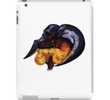 Ifrit The Guardian Force ! iPad Case/Skin