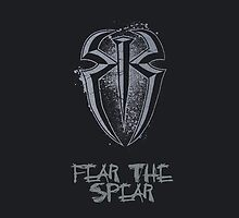 WWE Roman Reigns - Fear The Spear by BenM7