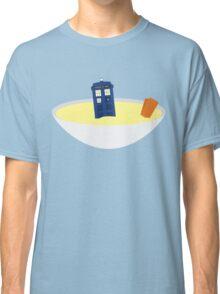 Fishfingers and Custard Classic T-Shirt