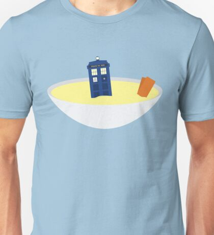 Fishfingers and Custard Unisex T-Shirt