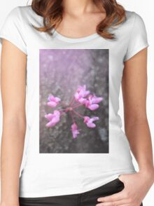 Blossoms III Women's Fitted Scoop T-Shirt