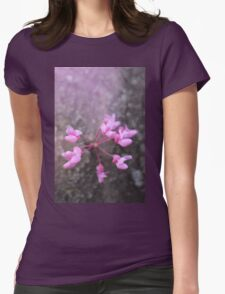 Blossoms III Womens Fitted T-Shirt