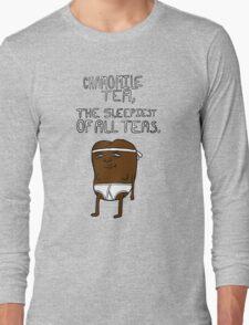 chamomile tea: regular show. Long Sleeve T-Shirt