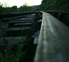 Train Track by Royden