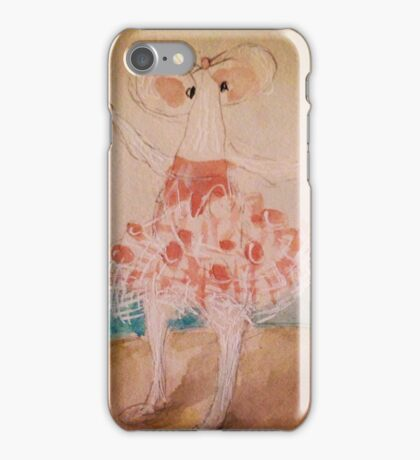 Bianca ...of the MerryMice Dance Company iPhone Case/Skin