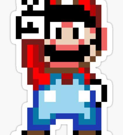 SUPER MARIO CLASSIC Sticker