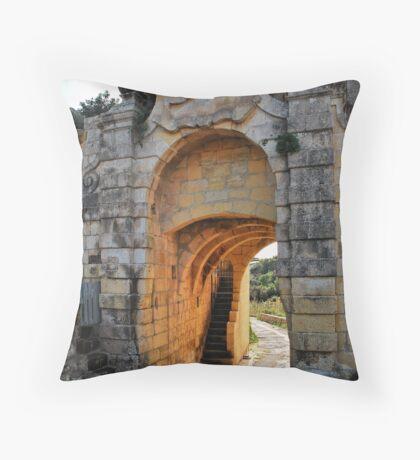 Sultan's Gate Throw Pillow