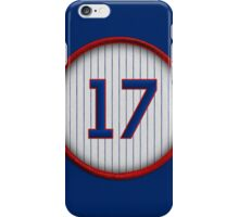 17 - Bryant iPhone Case/Skin