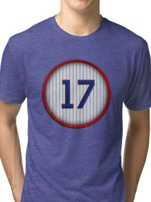 17 - Bryant/Gracie Tri-blend T-Shirt