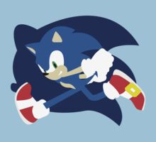Super Smash Bros Sonic by Michael Daly