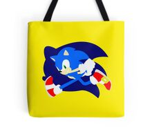 Super Smash Bros Sonic Tote Bag
