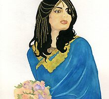 The Princess Qamuranisa Fatima by Hajra Meeks