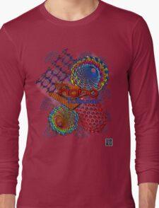 """Nano Tubular""© Long Sleeve T-Shirt"