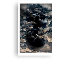 World Flight Canvas Print