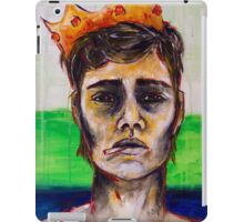 King of the Park iPad Case/Skin