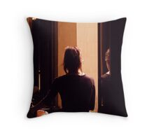 My name is also April Throw Pillow
