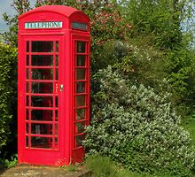 Telephone Box by SimplyScene
