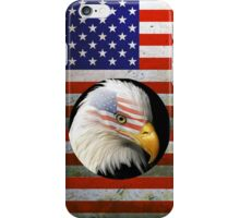 I'M A REAL AMERICAN  iPhone Case/Skin