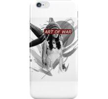 ART OF WAR SUPREME iPhone Case/Skin