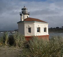 Coquille River Lighthouse by Thundercatt99