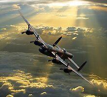 Above the heavens by SteveWard